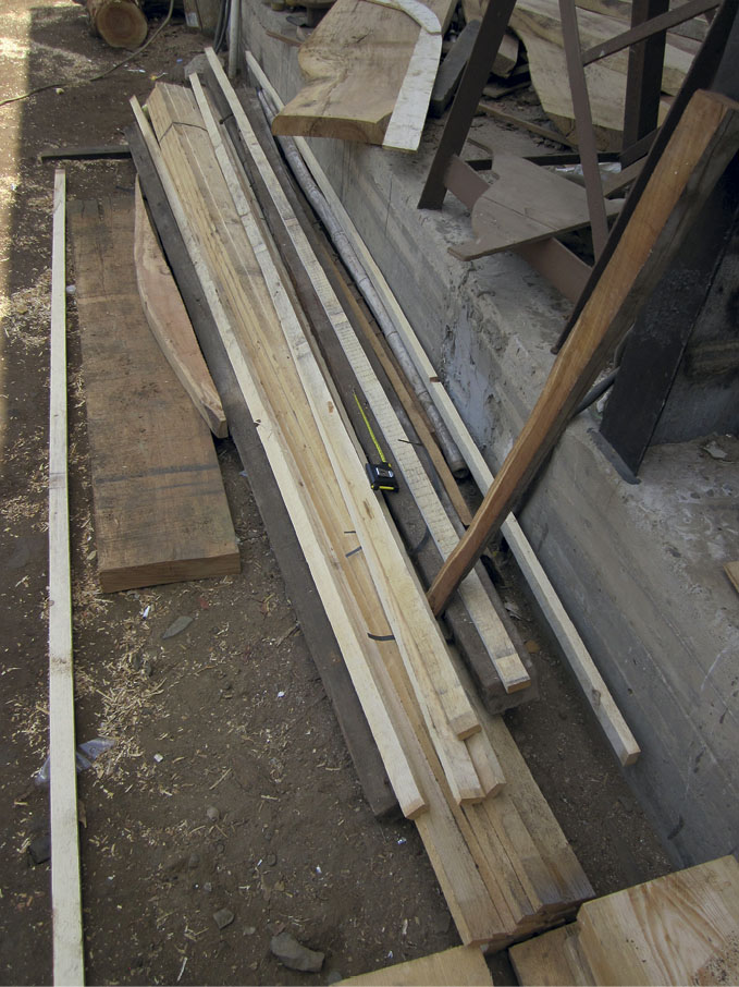 Timber for Ships: Considering Wood Supply for Boatbuilding in Jizan