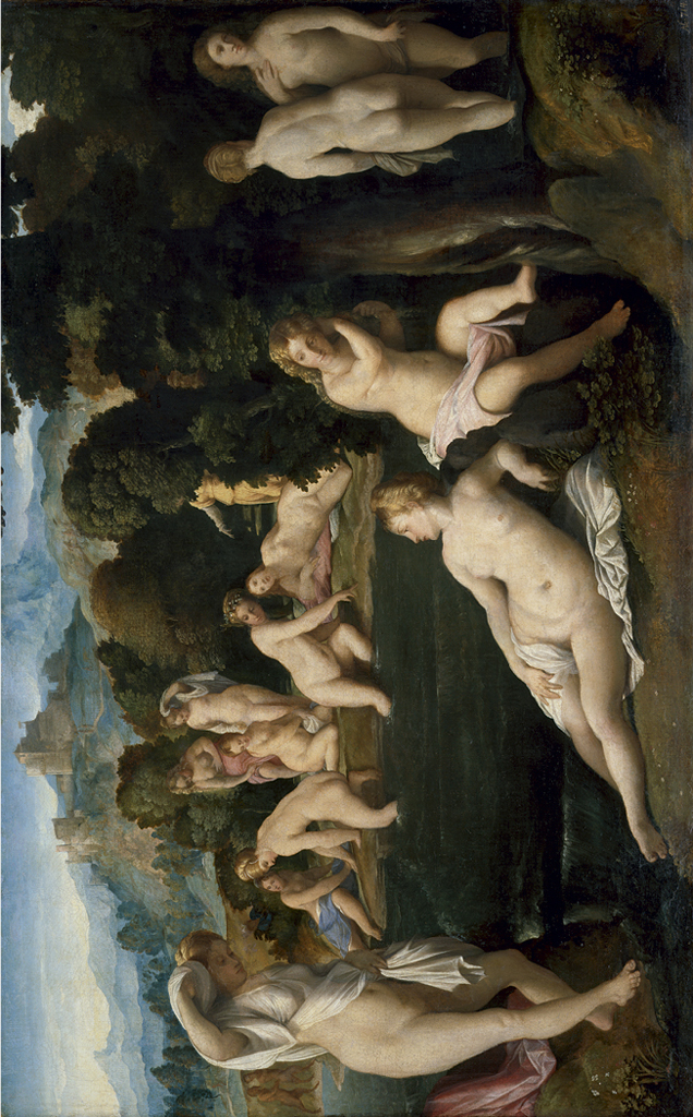 Pleasures of the Imagination: Narrating the Nymph, from