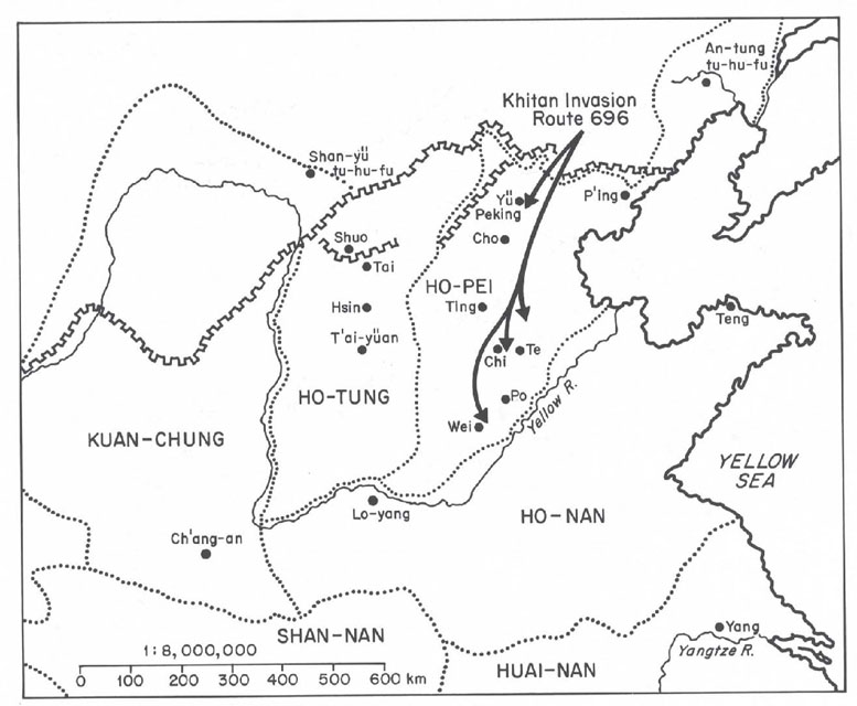 The Chou Dynasty [of Empress Wu] in: Critical Readings on Tang China