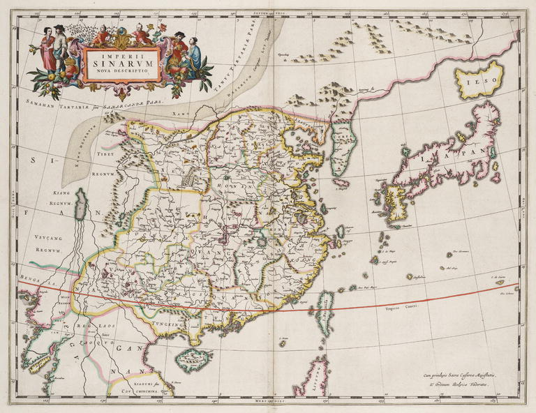 Figuring Out Global and Local Relations: Cantonese Face