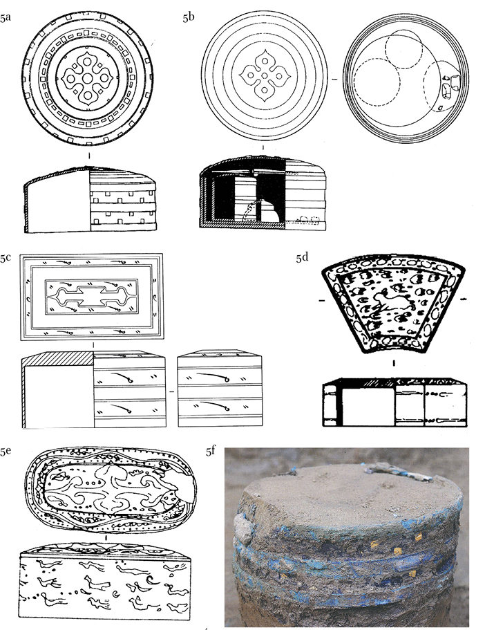 Six Dynasties (220–589) Lacquer Ware – a Survey in