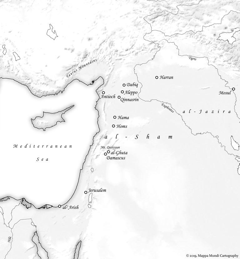 Becoming Syrian: Aleppo in Ibn al-ʿAdim's Bughyat al-Talab