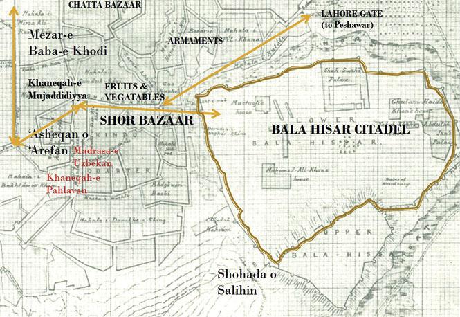 From Yarkand to Sindh via Kabul: The Rise of Naqshbandi-Mujaddidi