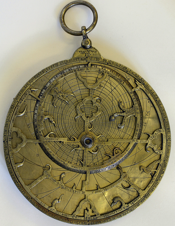Fit for a King: Decoding the Great Sloane Astrolabe and