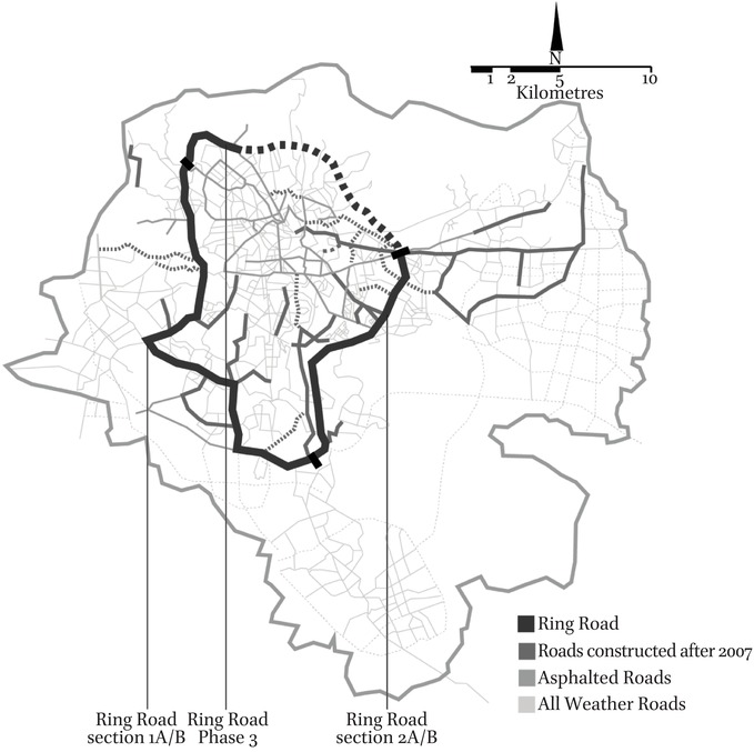 Towards An Integrative Approach To Spatial Transformation In