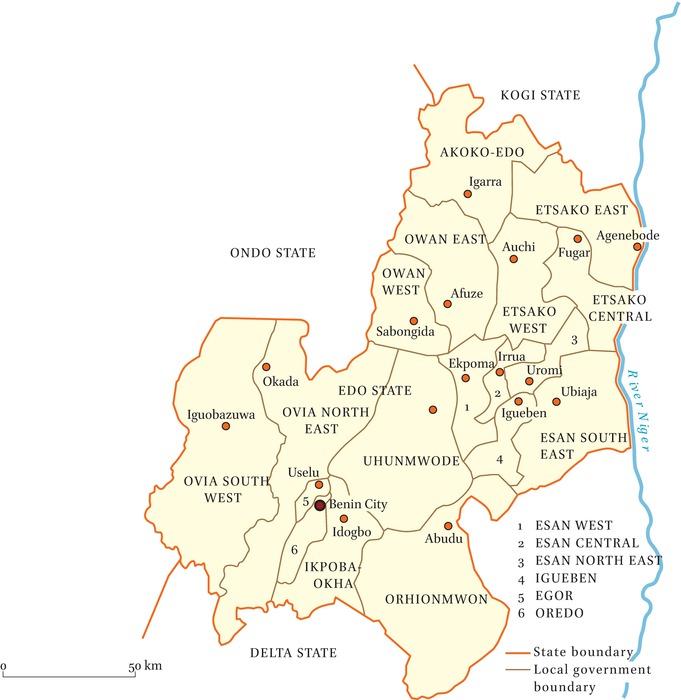 Nature and Management of Human Trafficking: The Nigerian Edo