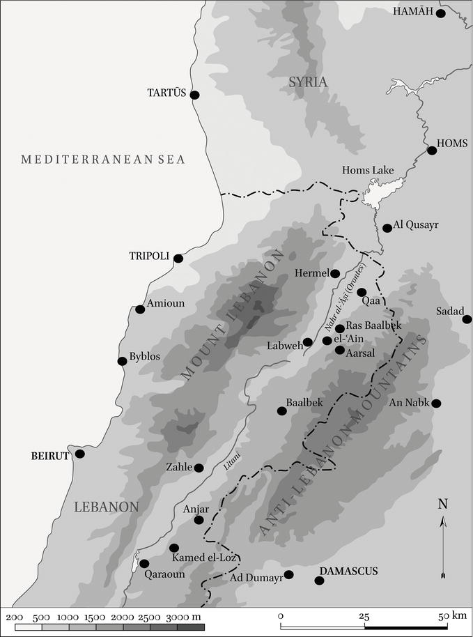 Biblical Ṣobah: a Location Attempt in: Aramaean Borders