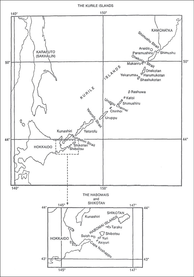"""The """"Northern Territories"""" Problem: a Continuing Legacy of"""
