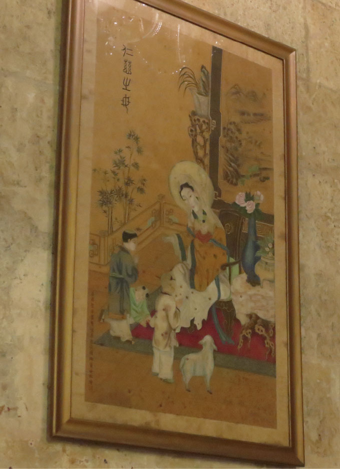 La Caridad, Oshún, and Kuan Yin in Afro-Chinese Religion in