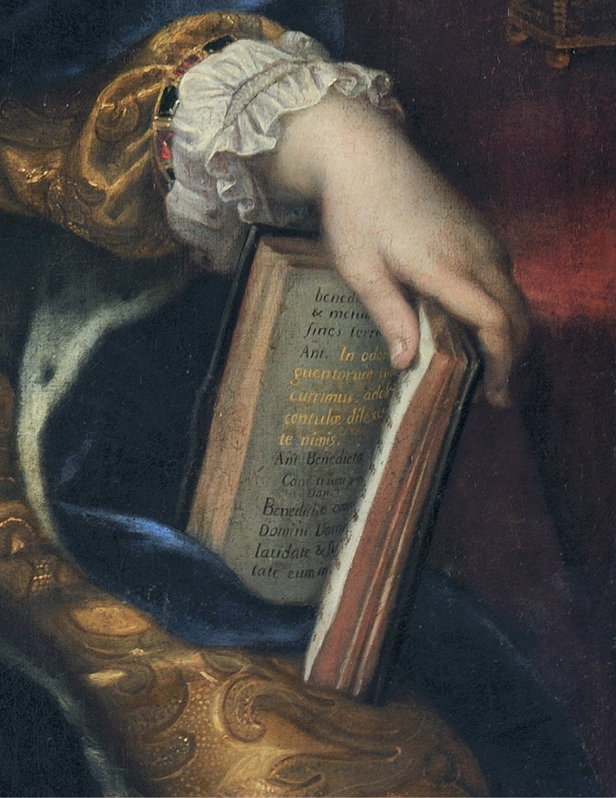 Chapter 15 Portrait Or Parable Pierre Mignard And The Mystery Of Madame De Maintenon In Quid Est Secretum