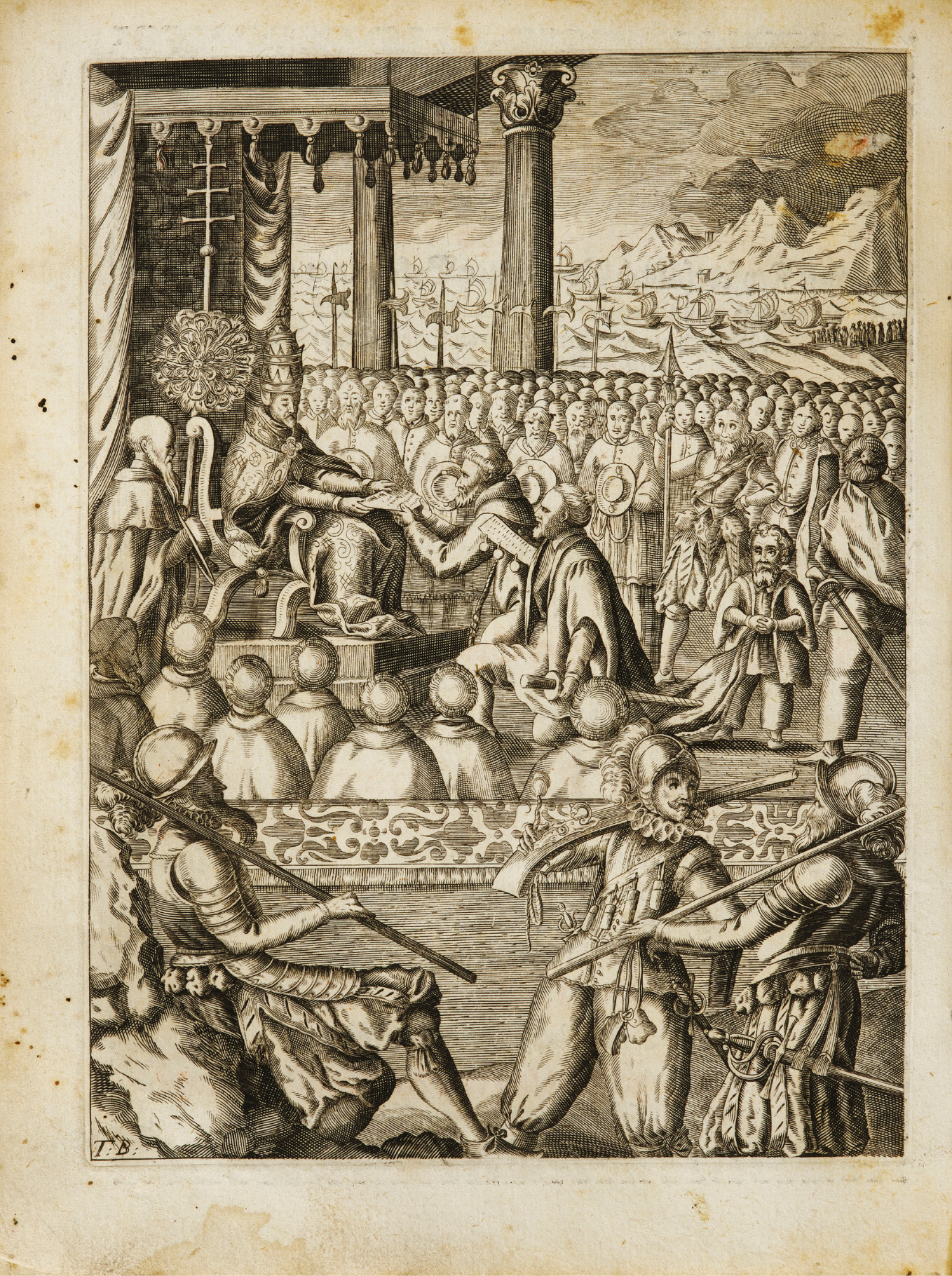 Chapter 1 Papal Ceremonies For The Embassies Of Non-Catholic Rulers In: A  Companion To Religious Minorities In Early Modern Rome
