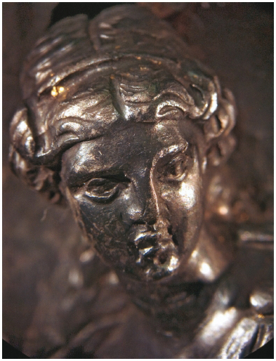 On the Find of a Phalera Made from the Medallion of a
