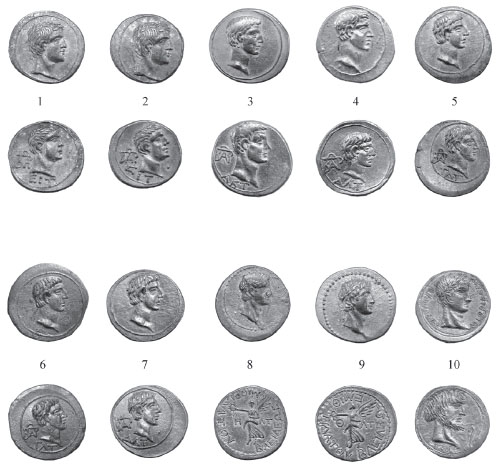 Gold Staters of Aspurgus and Mithridates iii and New Complexes with