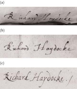 Richard Haydocke's Oneirologia: A Manuscript Treatise on