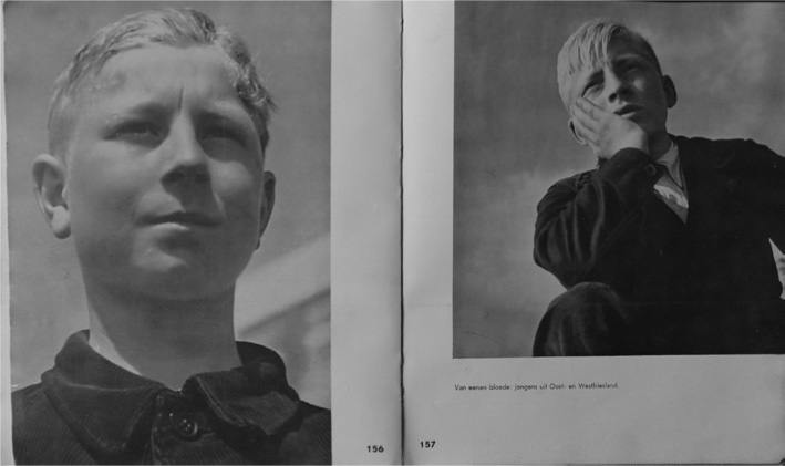 Dutch Face-ism  Portrait Photography and Völkisch Nationalism in the