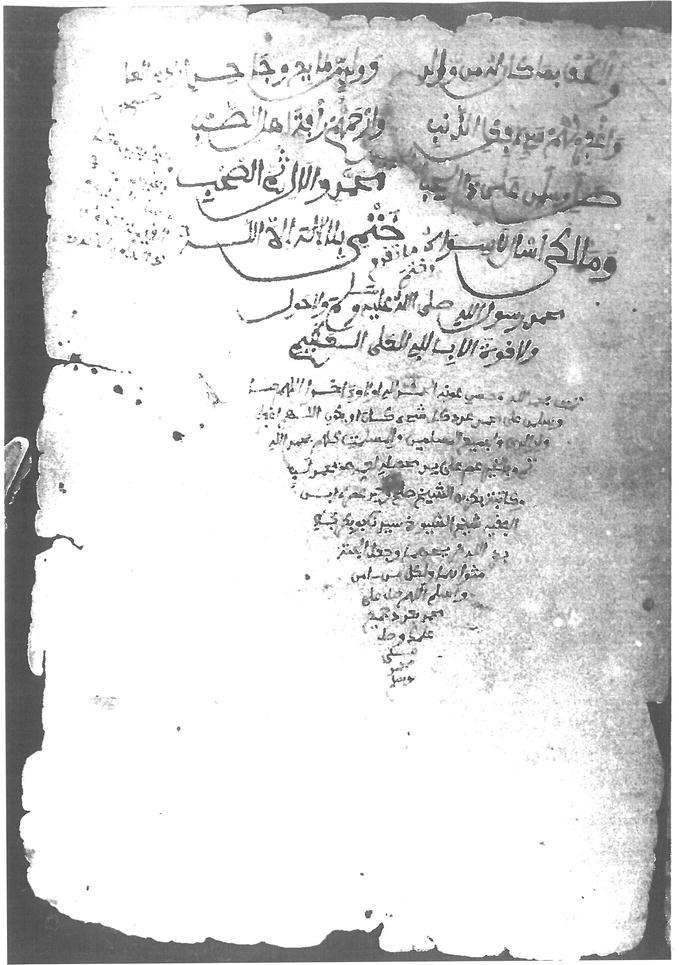 """Corners Conceal Treasures"""": Arabic Manuscripts' Marginalia"""