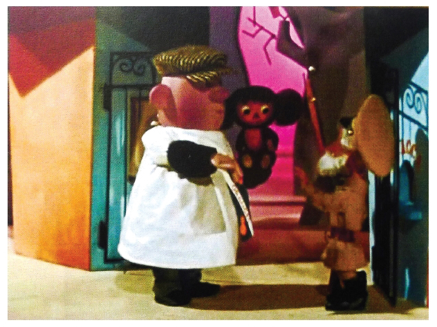 Tropical Russian Bears: Jews and Soviet Animation During The