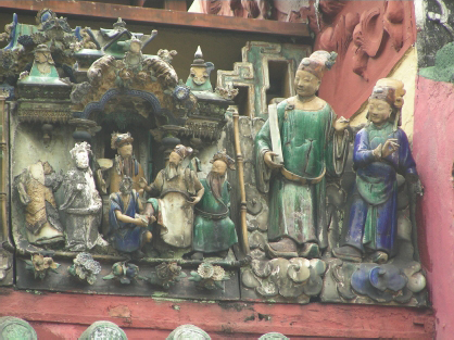 Cantonese Sojourners and Shiwan Ceramic Roof Decoration in Malaysia