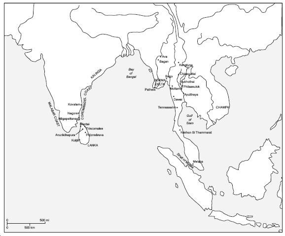 buddhist connections in the indian ocean changes in monastic Himalayas On World Map map of the bay of bengal and the indian ocean 1000 1500 we gratefully acknowledge the assistance of michael hradesky staff cartographer