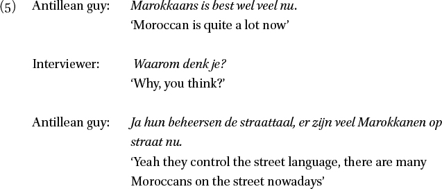 Characterizing Urban Youth Speech Styles in Utrecht and on the