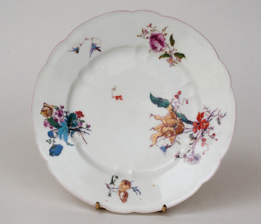 "8/"" Personalised Beautiful Butterflies /& Flowers Novelty Ceramic Plate"