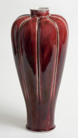 Fallen Fruits Grand vase Vieux Zinc