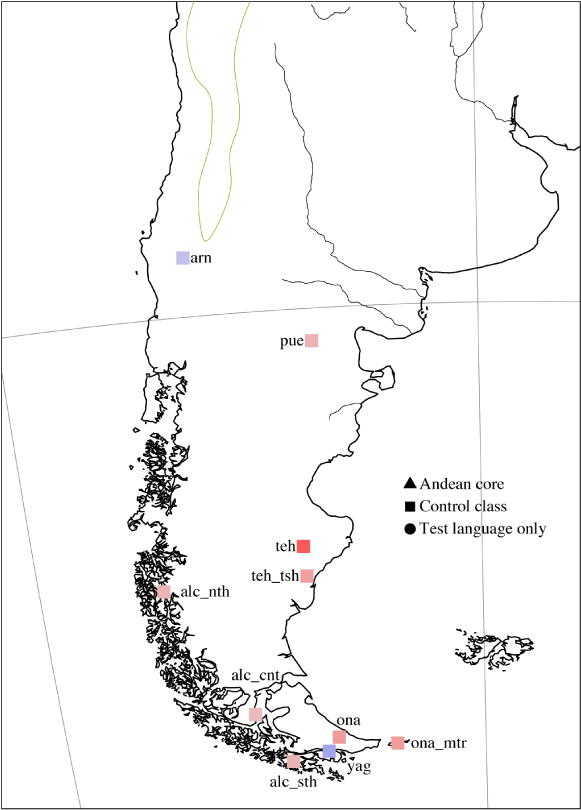 Exploring Phonological Areality in the Circum-Andean Region
