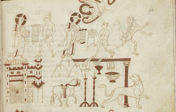 Demons and Diversity in León in: Medieval Encounters Volume