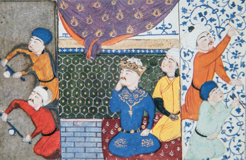 The Scrutinizing Gaze in the Aesthetics of Islamic Visual