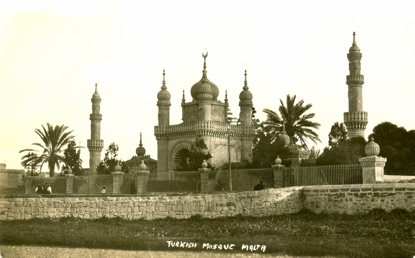 Envisioning the Orient: The New Muslim Cemetery in Malta in