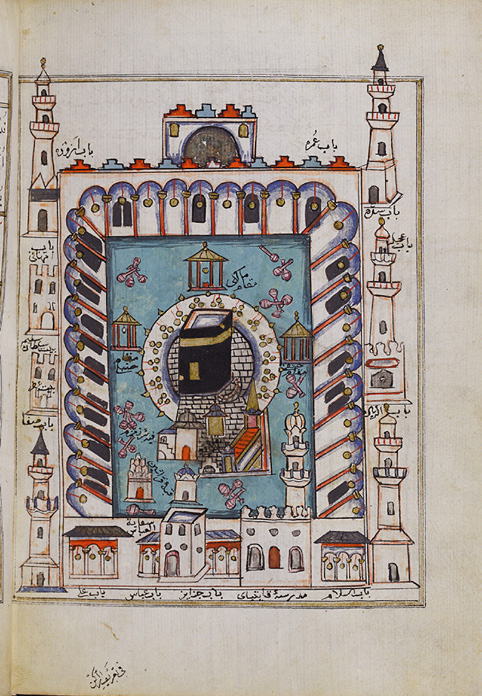 Between Istanbul and Gujarat: Descriptions of Mecca in the