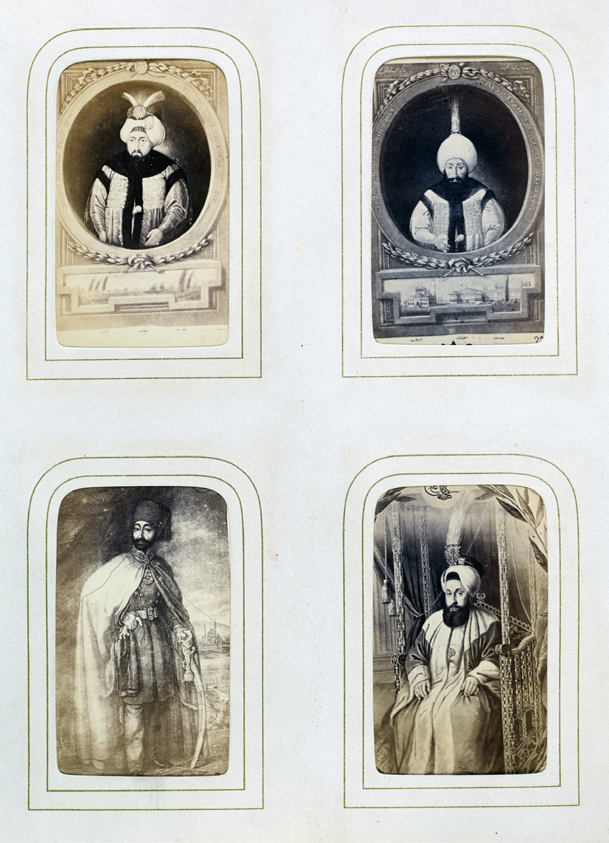 Immigrant Narratives: The Ottoman Sultans' Portraits in