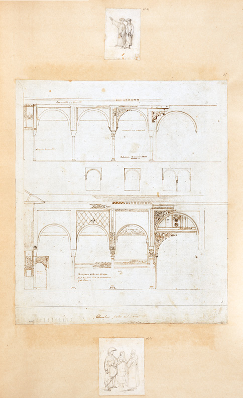 An Unknown Collection of Preliminary Drawings and Extra