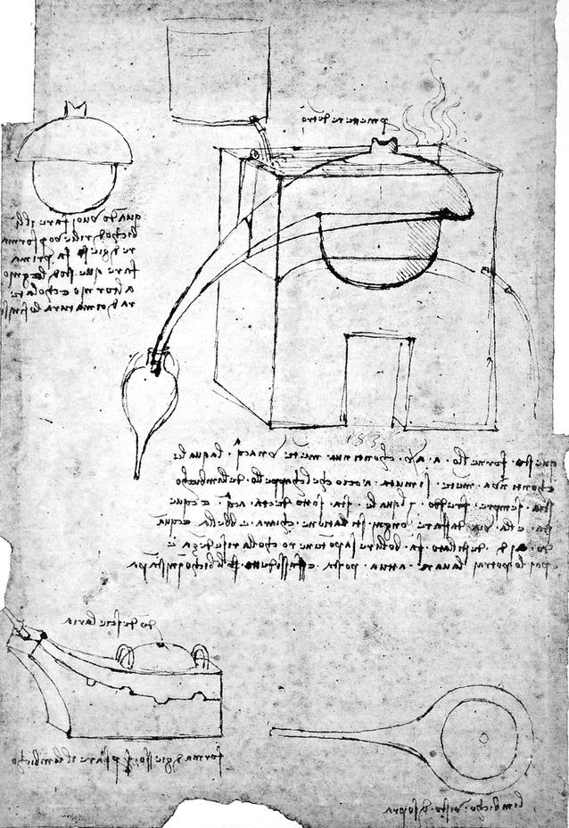 Leonardo And The Chemical Arts In Nuncius Volume 27 Issue