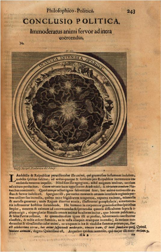 """Immoderatus fervor ad intra coërcendus"""" in: Nuncius Volume 33 Issue"""