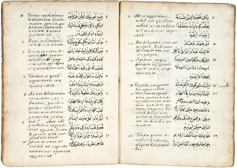 Two Hitherto Little-Studied Turkish Translations by Wojciech