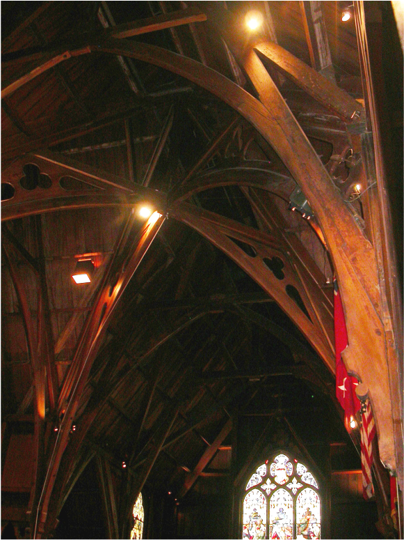 """On Wooden Churches"""": William Scott and the Colonial Church in"""