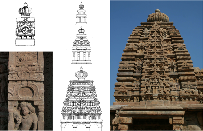 Hindu Temples and the Emanating Cosmos in: Religion and the Arts