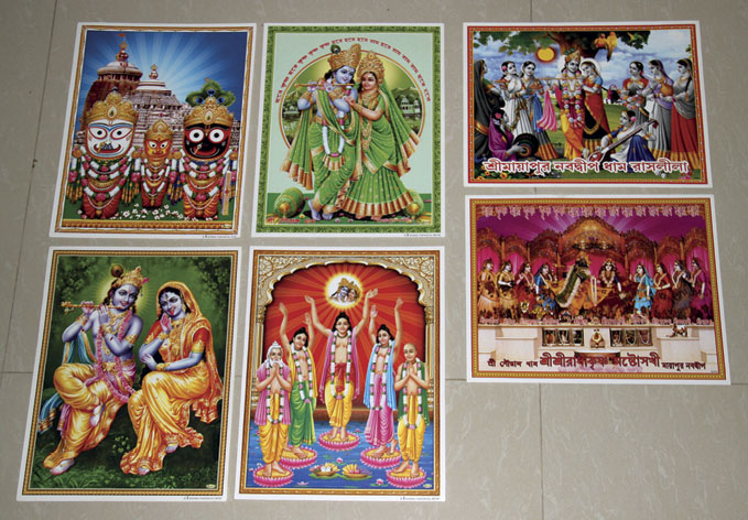 Clothing as Devotion in Contemporary Hinduism in: Brill