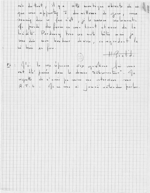 Simone De Beauvoir Et Ses Lectrices In Simone De Beauvoir Studies Volume 30 Issue 2 2019